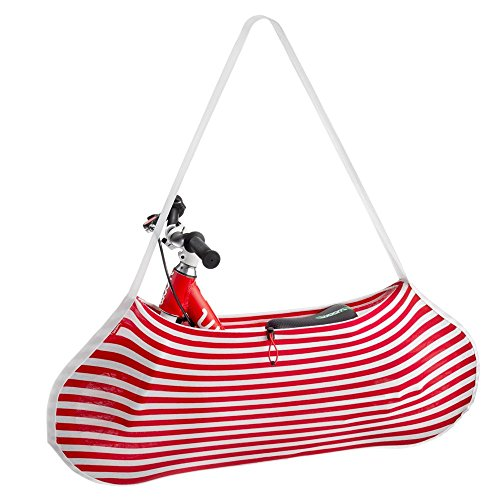woom Balance Bike Bag, Red/White