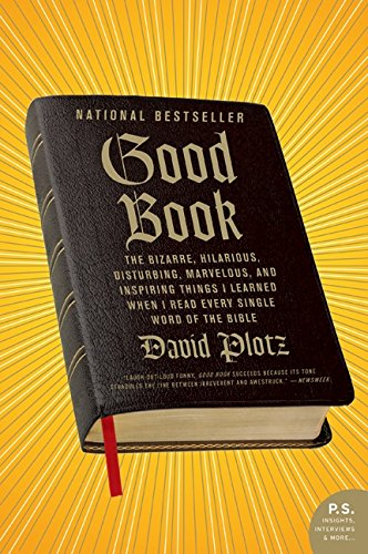 Good Book Hilarious Disturbing Marvelous product image