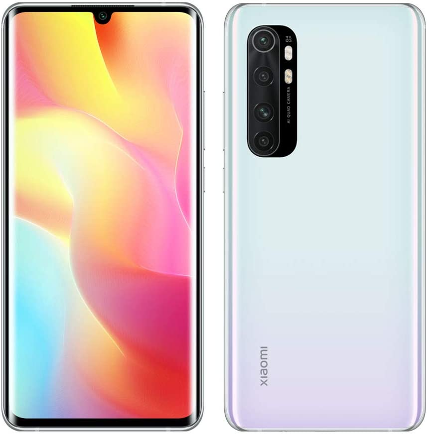 Xiaomi Mi Note 10 Lite Smartphone - 6.47″ 3D Curved AMOLED Display ...