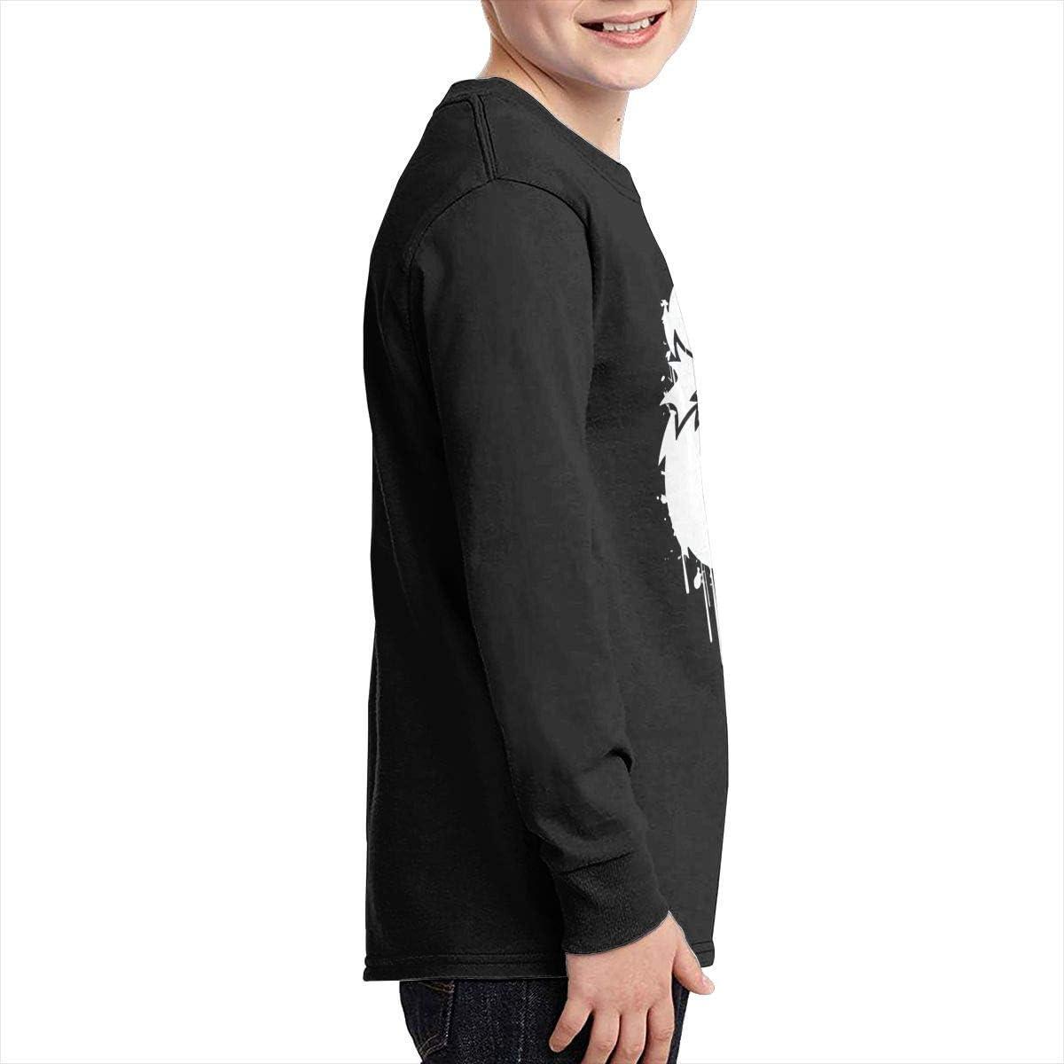 Kilsd Boys /& Girls Junior Vintage Dungeons /& Dragons Long Sleeve T Shirt Black