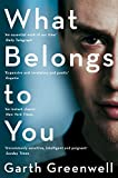 """What Belongs to You"" av Garth Greenwell"
