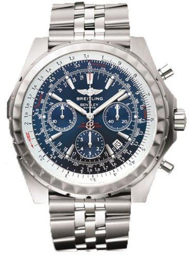 Para hombre Breitling Bentley Motors T azul Dial reloj a2536313: Amazon.es: Relojes