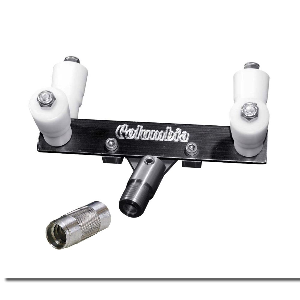Columbia Taping Tools Drywall Outside Corner Bead Roller (Bullnose Roller w/Adapter)