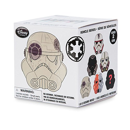 Disney Parks Star Wars Stormtrooper Legion Helmet Series 2 Vinylmation Blind Box