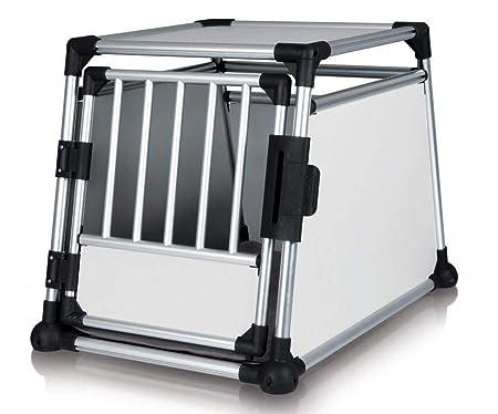 La Jaula de transporte - Marco de Aluminio, Paneles Fijos 63x65x90 ...