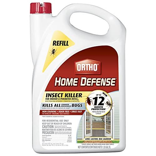 Ortho Home Defense Insect Killer for Indoor & Perimeter Refill