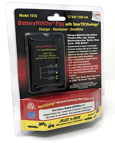 The 8 best battery charger with desulfator