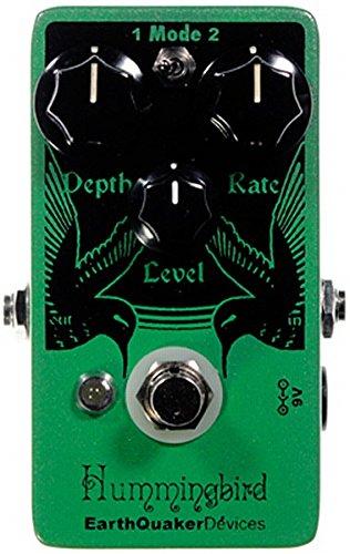 EarthQuaker Devices Hummingbird Tremolo Guitar Effect Pedal