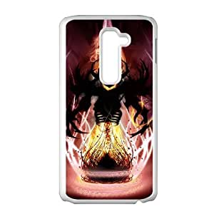 Dota2 SHADOW FIEND LG G2 Cell Phone Case White Customize Toy zhm004-7405382