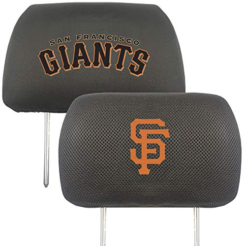 FANMATS MLB - San Francisco Giants Head Rest Cover