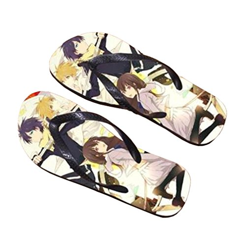 Bromeo Noragami Anime Unisex Flip Flops Chanclas 512