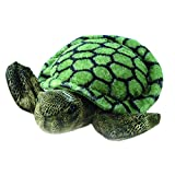 """Splish Splash Sea Turtle 8"""" Mini Flopsie Stuffed Animal"""