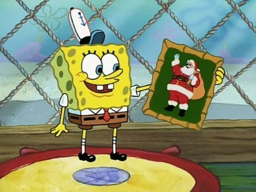 The SpongeBob Christmas Special ()