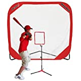 Heater Sports FT99 Flop Top Travel Tee & 7' x 7' Pop-Up Net