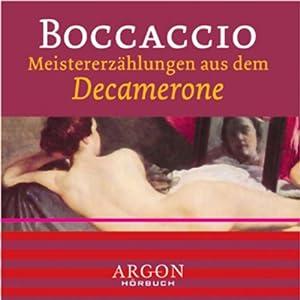 Meistererzählungen aus dem Decamerone Hörbuch