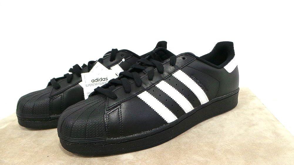 adidas Superstar Foundation cod.B27140 col.Black: Amazon.it