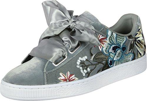 Puma Basket Cuore Iper Sneaker Grau