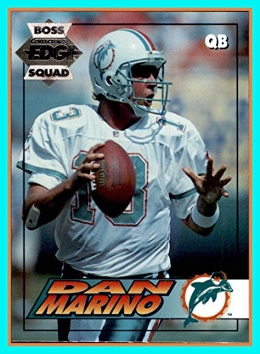 1994 Collectors Edge (1994 Collector's Edge Silver #115 Dan Marino MIAMI DOLPHINS Pitt Pittsburgh Panthers)