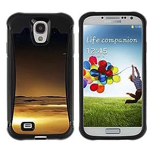 "Hypernova Defender Series TPU protection Cas Case Coque pour Samsung Galaxy S4 IV I9500 [Naturaleza Hermosa Forrest Verde 70""]"