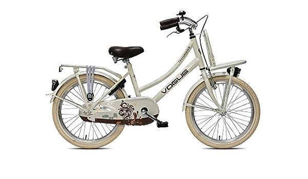 20 Pulgadas Bicicleta holandesa para niña bicicleta Vogue ...