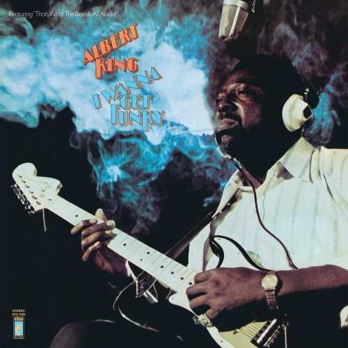 Vinilo : Albert King - I Wanna Get Funky (LP Vinyl)