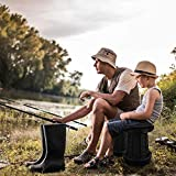 seanme Folding Stool for Camping Portable