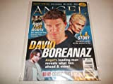 Angel Magazine No Number 1 Nov Dec 2003 November December 2003 Buffy The Vampire Slayer