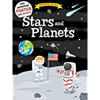 Stars and Planets (Sticker Atlas)