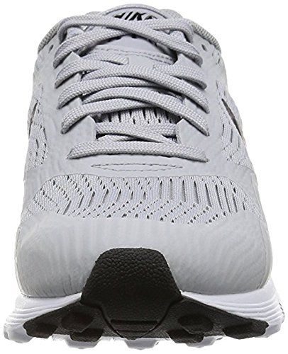 Nike Kvinnor Luft Pegasus 92/16 Löparsko, Kyler Grå / Ren Platina-vit, 9