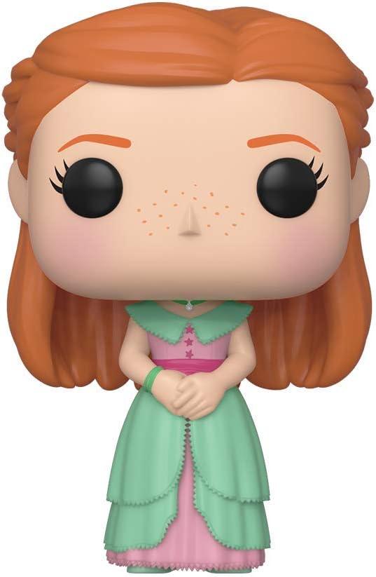 Funko - Pop! Harry Potter S7: Ginny (Yule) Figura De Vinil , Multicolor (42650)