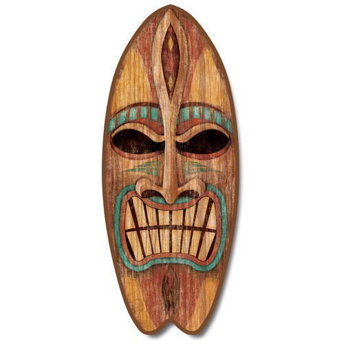 Highland Home Angry Tiki 11