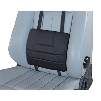Big Hippo Orthopedic Lumbar Pillow -Car Lumbar Support Pillow Designed for Lower Back Pain Relief- Ideal Lumbar Back Pillow for Office Chair,Car Seat: Automotive