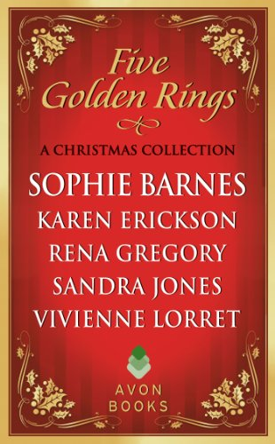 book cover of Five Golden Rings