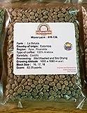 Colombian Green coffee Bean - Special Micro Lots 100% Arabica (10 Lb)