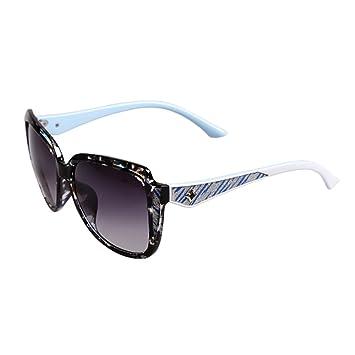 ZHIRONG Sonnenbrillen, Ms Polarized Light Glasses, Strand, Reisen, Fahren, Schutzbrillen, Sonnenschutz, UV-Schutz ( Farbe : A )