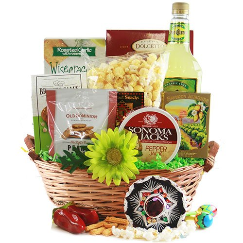 Top Shelf - Margarita Gift Basket