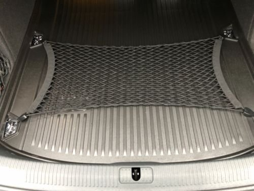 Floor Style Trunk Cargo Net for Audi Q5 SQ5 Q5 Hybrid 2018 New