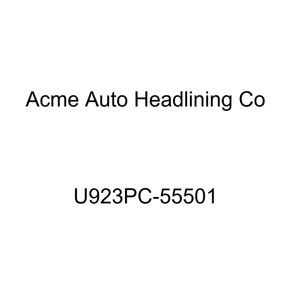 Acme U923PC-55501 Front and Rear Sandalwood Cloth Bench Seat Upholstery