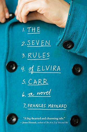 The Seven Rules of Elvira Carr: A Novel cover