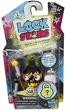 LOCK STARS S1 CAVEMAN: Amazon.es: Juguetes y juegos