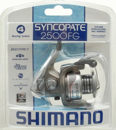 Shimano Syncopate 2500 Front Drag