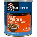 Mountain House Italian Style Pepper Steak #10 Can