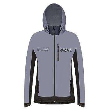 5dc58185a9a Proviz Women's REFLECT360 Fleece-Lined 100% Reflective & Waterproof Outdoor  Jacket