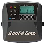 Rain Bird ST8I-WIFI Smart Indoor WiFi Sprinkler/Irrigation System Timer/Controller, WaterSense Certified, 8-Zone/Station, Works with Amazon Alexa