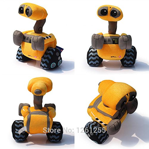 [Rosy Women New 25Cm Wall E Robot Wall.E Plush Toys Stuffed Christmas Gift] (Female Robot Costumes)