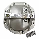 Nitro (NP1802) Aluminum Heavy Duty 9-Bolt Girdle Cover for GM 7.75'' Differential