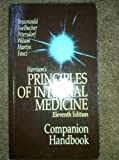 img - for Harrison's Principles of Internal Medicine (Eleventh Edition): Companion Handbook book / textbook / text book