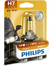 Philips Vision Halogeenlamp - H7 Autolamp - 12V