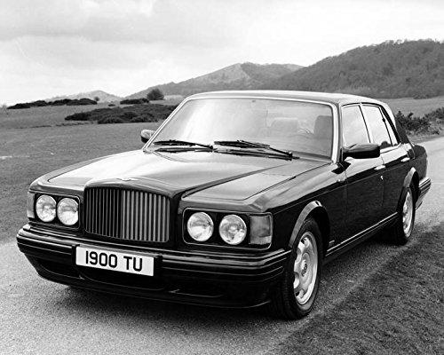 1996 Bentley Turbo R Factory Photo