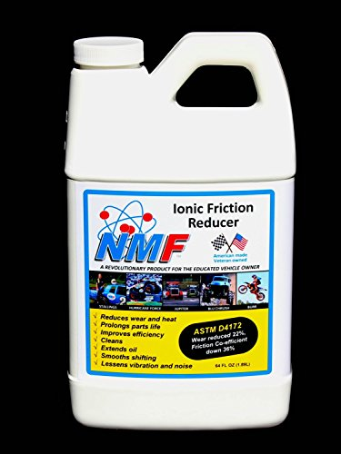 GoNMF NMF Ionic Friction Reducer, 16 Engines (64 oz)